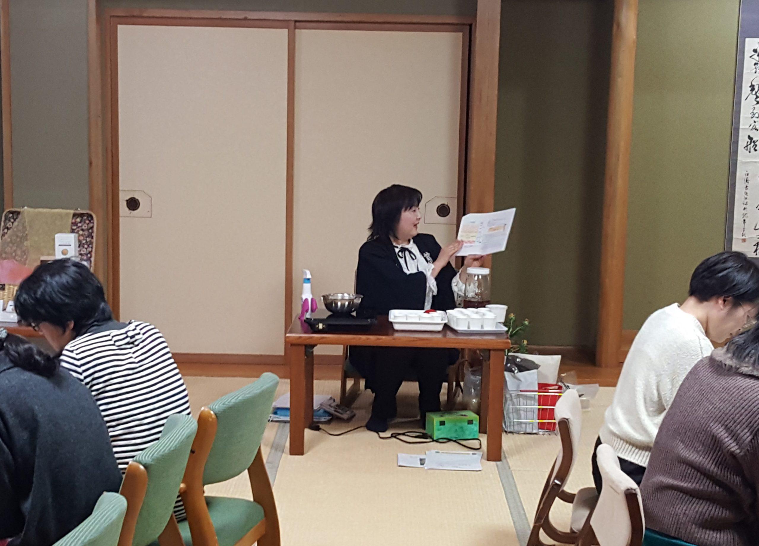 講師の石井先生